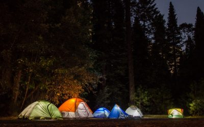 Setting up Tent at Night – How to Do It Properly?