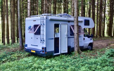 Can You Leave TV In Camper Over Winter